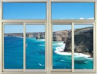 Wholesale aluminum windows with mosquito net