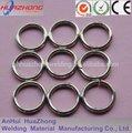Silber/Kupfer/löten von aluminium ringe produzierenden