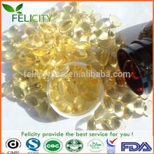 Fish gelatin walnut oil Softgel for nutrition supplements
