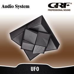360-degree Coverage 1000W Professional Loudspeaker