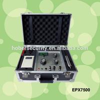 Best Sale Underground Metal Detector EPX7500 Deep Depth Long Range diamond Detector EPX-7500, 50m Depth and 1000m Range