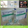 Custom testosterone propionate ampoule glass ampoule with paper medicine box