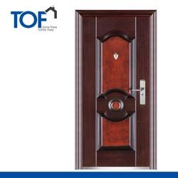 Heat transfer surface and Swing open steel security door