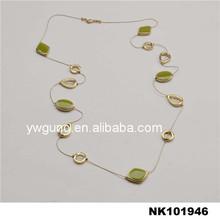 Custom Logo brazilian gold jewelry for women
