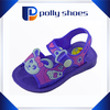 soft light weight cute eva animal purple sandal kids plastic clog