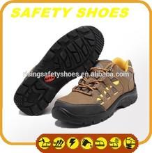 Waterproof Steel Toe Construction Work Shoes for Man