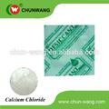 El precio de fábrica de cloruro de calcio desecante/cloruro de aluminio hidroxido