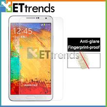 Anti-glare screen protector skin cover guard for Samsung Note3 matte screen protector