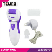 washable battery operated professional electric callus remover