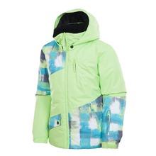 Waterproof children's skiing wear, snow jacket kids