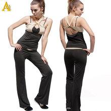 2015 custom hot sale fancy fitness tank top form Aidemy fashion
