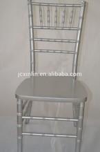 Stacking iron chiavari chair/wedding chair/hotel banquet chair