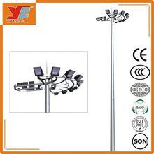 High luminance with pole outdoor basketball court lights