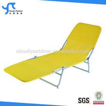 folding camp cot outdoor beach beds