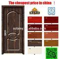 Fornecimento direto de fabricante de madeira da porta janela txm-z05 modelos