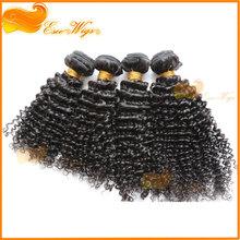 ailbaba qingdao hair kinky curly hair malaysian virgin hair extension natural color weft