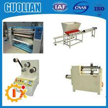GL-1300 stretch film / packing tape slitting & rewinding & cutting & making machine