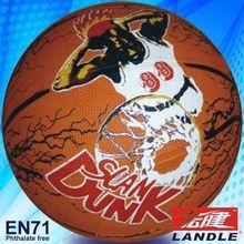 Standard Size basketball play set