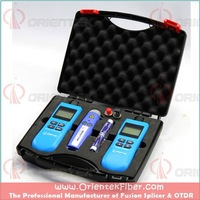 optical power meter / optical laser source / visual fault locator
