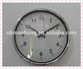 Rodada relógio de parede digital, definir o relógio de parede digital