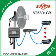 5.8GHz long range multi-hop wireless networking equipment