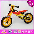 Venda quente de alta qualidade bicicleta de madeira popular de madeira bicicleta equilíbrio nova moda crianças bicicleta W16C082