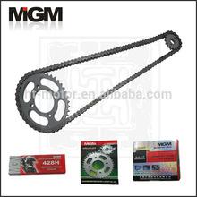 OEM Motorcycle chain sprocket manufacturer, bajaj discover 135 price
