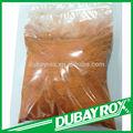 البرتقالي أكسيد الحديد الصيغة الكيميائية منتج جيد المصنوعة في الصين