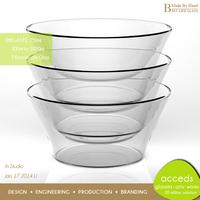 Microwave Oven Diswasher Safe Big Glass Bowl