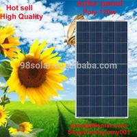 Polycrystalline solar panel 120w, solar energy system, cheap price!!!