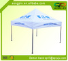 2014 Cheap Customized Tents Event Folding Canopy Tent with Logo Printing for sale in GuangZhou