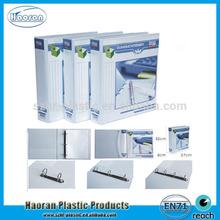 Wholesale PVC plastic office stationery file folder
