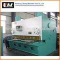 Qc11y hydraulique machine de découpe, machine de découpe, scrap metal machine de découpe
