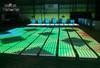 432leds DMX led portable dance floor acrylic dance floor