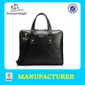 couro maleta de advogado qualidade maleta de negócios