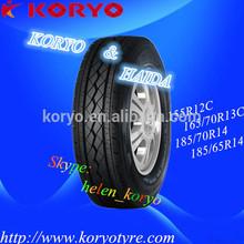 mini van tyre&Tyre of light truck 165/70R13C passenger cat tyre