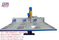 EVA/EPE foam vertical cutting machine