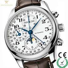 New design skeleton mechanical watch movement