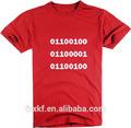De la fábrica venta al por mayor a granel alta calidad , camiseta , camiseta personalizada diseño de texto de la camiseta / C06
