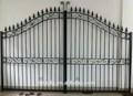 ampliamente utilizado para el hogar decoraciones de jardín y puerta de hierro forjado
