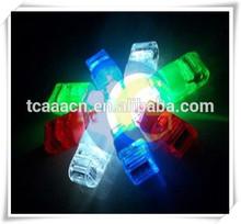 LED Finger Light/LED Laser finger/LED Light Finger for christmas