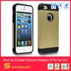 tpu waterproof steel case for iphone 5