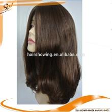 hot sale eurasian virgin hair Jewish wig kosher wigs