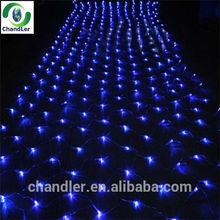 LED net light 220V 2m*3m 320LEDs string net light waterproof outdoor X'mas illumination