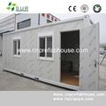 moderne vorgefertigte container design Motel