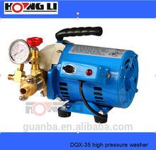 Hongli DQX-35 / DQX-60 useful mini automatic portable car washer with factory price