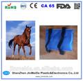 la costumbre de enfriamiento de la pierna caballo gel esterasdecoches envoltura hecha en china