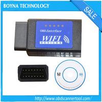 Latest Phone-Based Scan Tool OBDII EOBD Code Reader ELM327 WIFI Interface