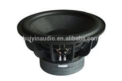 """15"""" Car subwoofer -- 3000wRMS , Triple magnet, dual voice coil"""