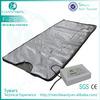Factory price far infrared heated blanket / body slimming blanket